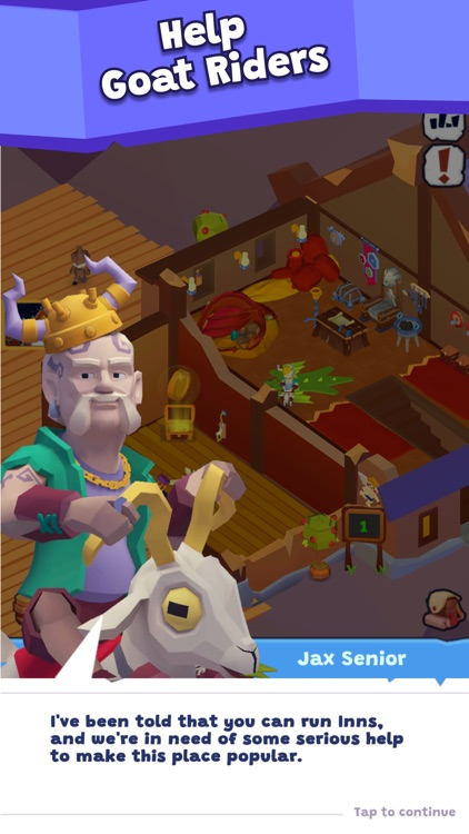 Idle Inn Empire-Tycoon Game screenshot-3