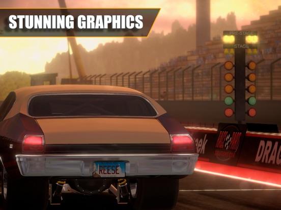 Ipad Screen Shot No Limit Drag Racing 2 4