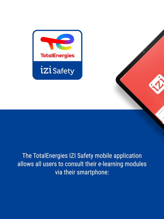 TotalEnergies IZI Safety screenshot 6