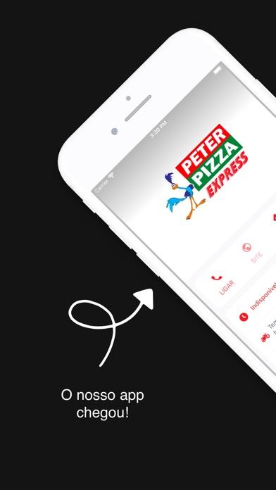 Peter Pizza Express screenshot 1