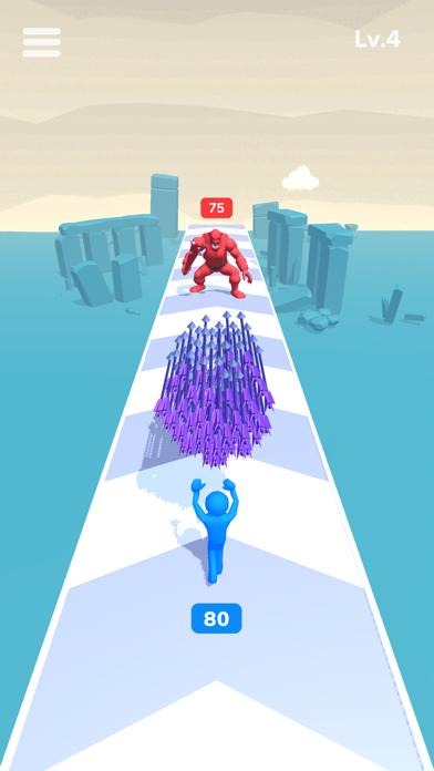 Running Archer screenshot 2