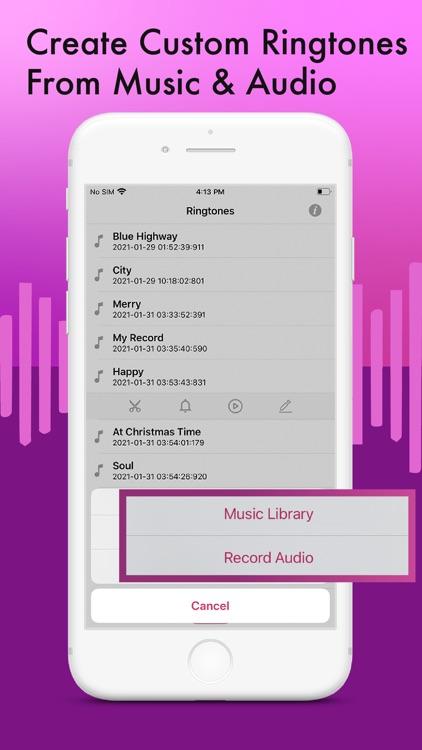 Ringtone Maker . screenshot-4