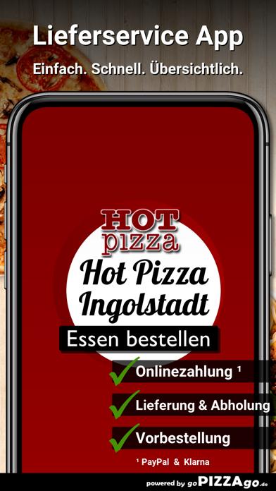 Hot Pizza Ingolstadt screenshot 1