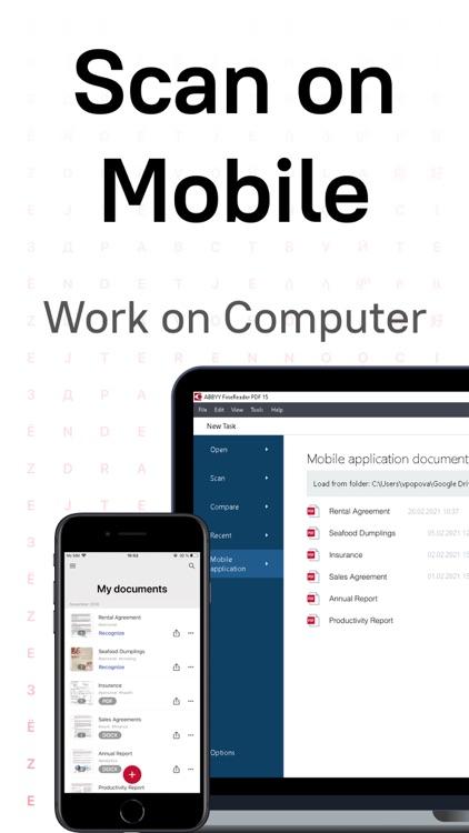 FineReader Pro: PDF Scanner screenshot-6