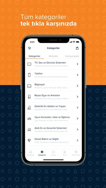 Teknosa – Alışveriş, Teknoloji screenshot-3