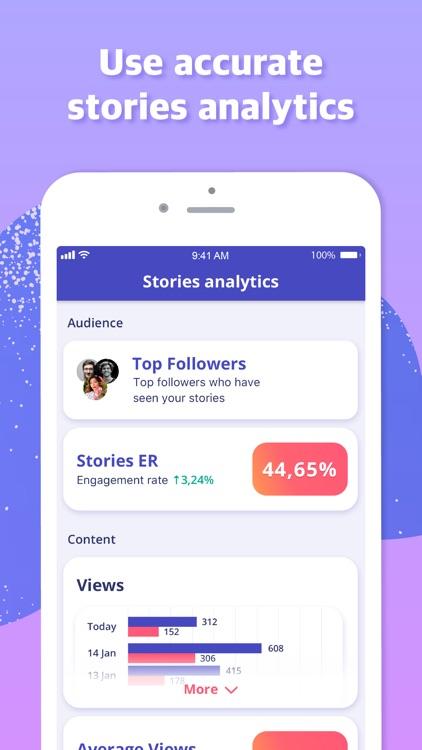 Tagsy: Analytics for Instagram screenshot-4