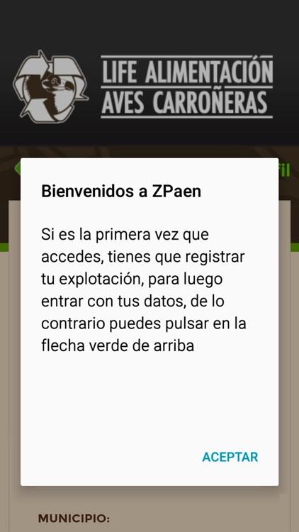 Registro Zpaen