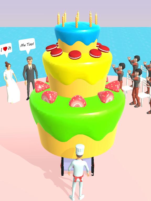 Cake Run screenshot 10