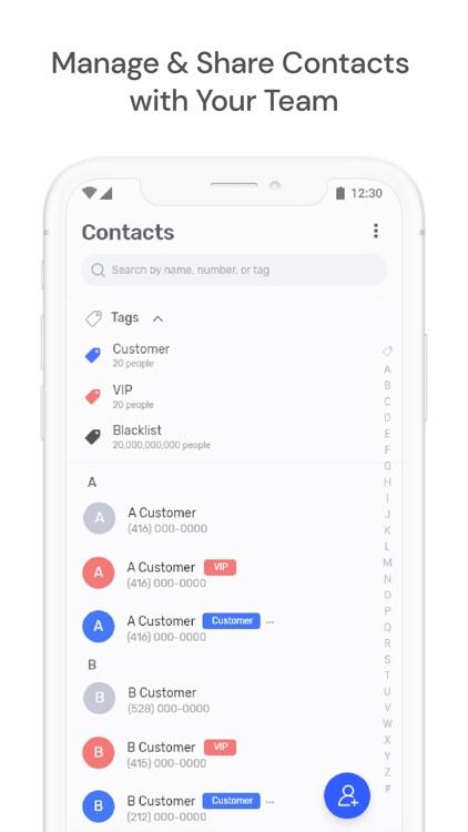 Textr — Business Phone Number screenshot-6