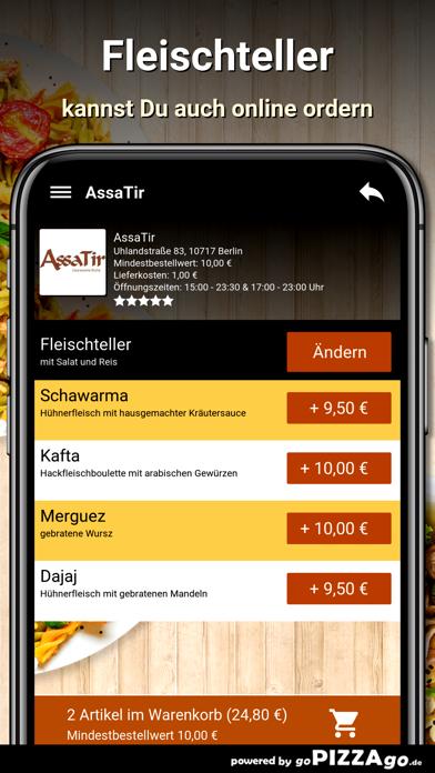 AssaTir Berlin screenshot 5