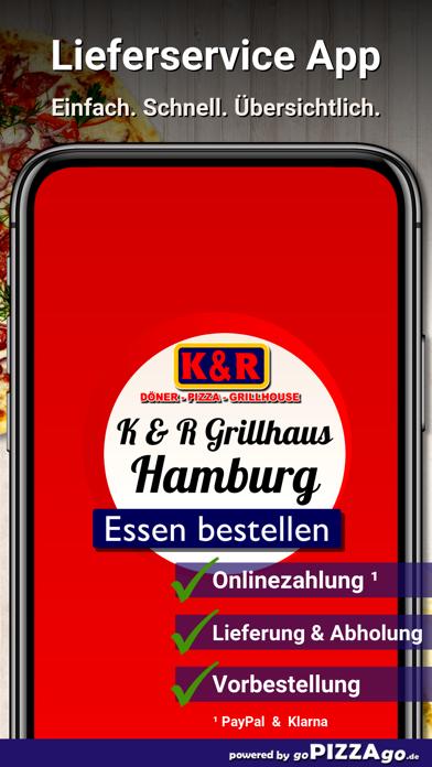 K & R Grillhaus Hamburg screenshot 1