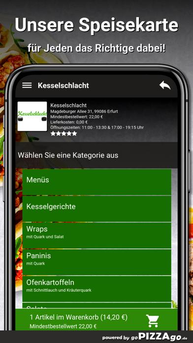 Kesselschlacht Erfurt screenshot 4