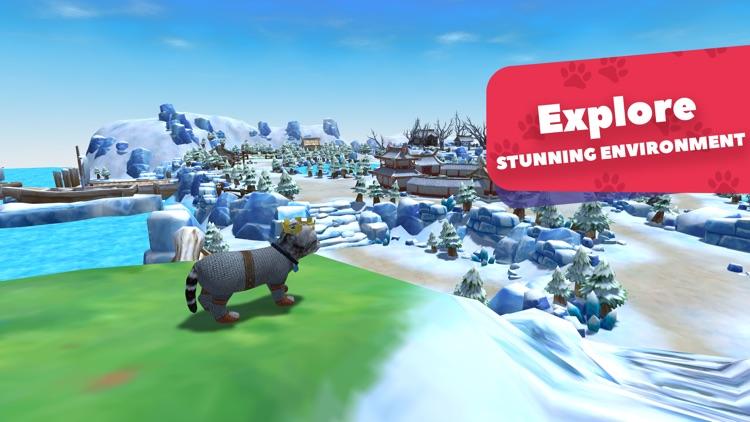 Cat Simulator 3D - Animal Life screenshot-3
