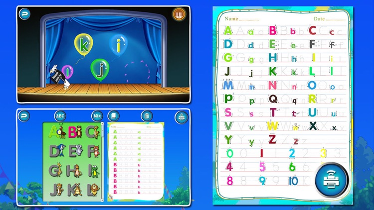 ABC Circus - Learn Alphabets screenshot-3