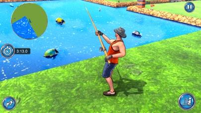 Fishing Farm Construction Sim screenshot 2