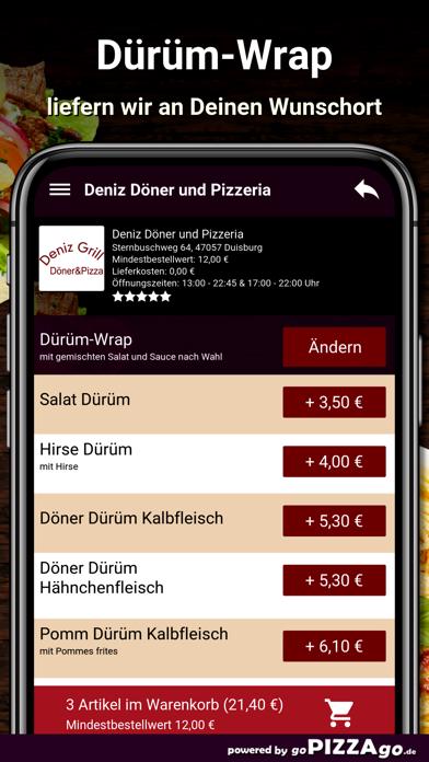 Deniz Döner Duisburg screenshot 6