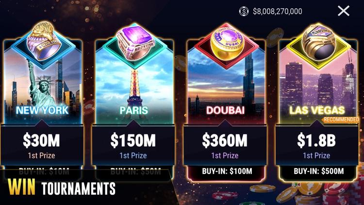 Texas Holdem Poker-Sohoo Poker screenshot-5
