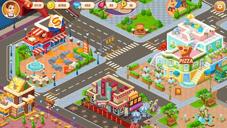 Crazy Diner:Kitchen Adventure screenshot-7