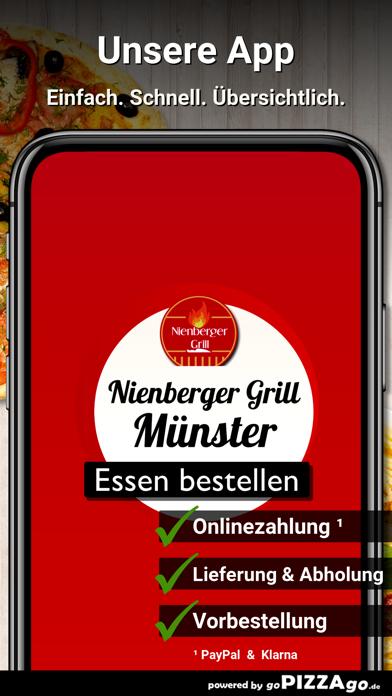 Nienberger Grill Münster screenshot 1