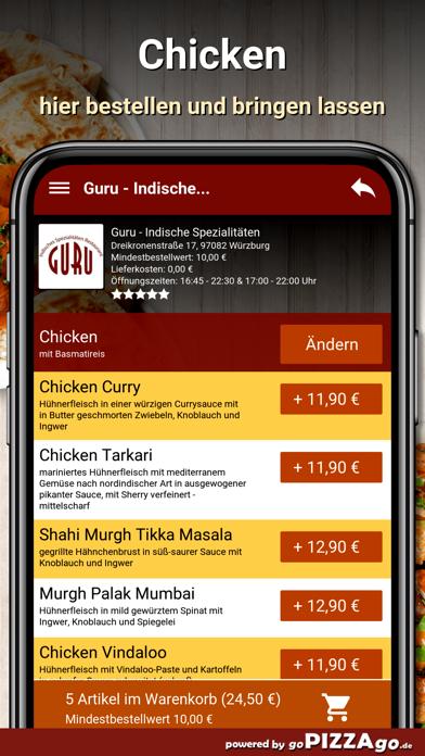 Guru Würzburg screenshot 6