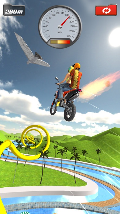 Ramp Bike Jumping screenshot 3