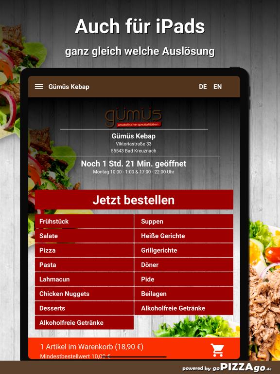 Gümüs Kebap Bad Kreuznach screenshot 7