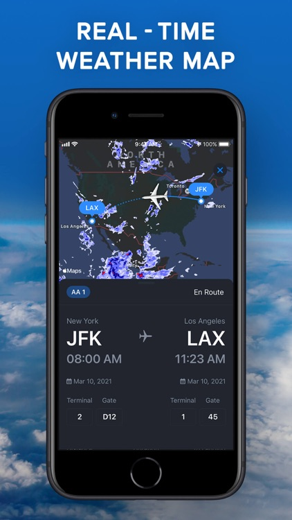 The Flight Tracker screenshot-6