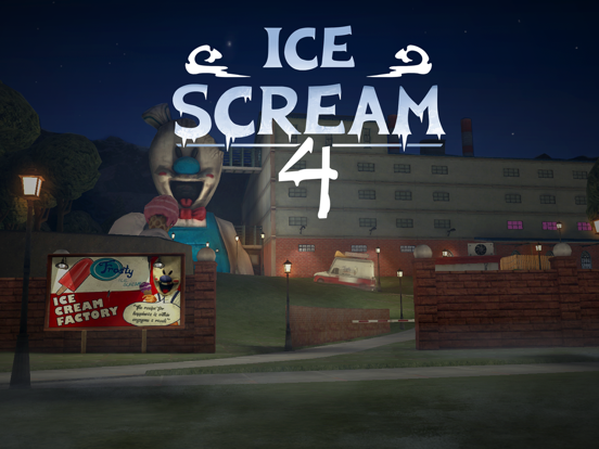 iPad Image of Ice Scream 4: Rods Factory