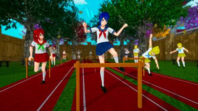 アニメ 高い 学校- 女の子 ゲーム紹介画像2