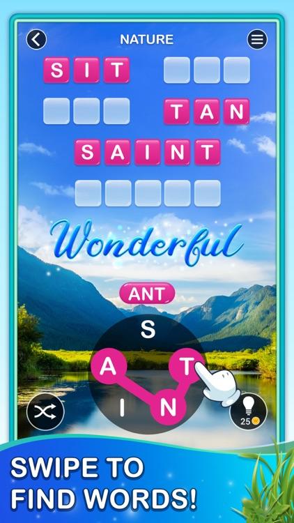 Word Trip: Easy Word Puzzles! screenshot-3