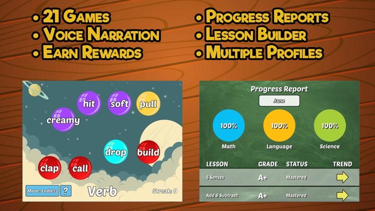 First Grade Learning Games SE screenshot-4