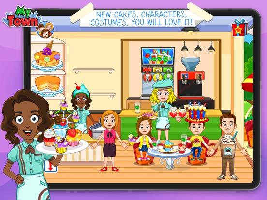 My Town : Sweet Bakery Empire screenshot 7