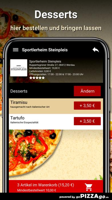 Sportlerheim Steinpleis Werdau screenshot 6