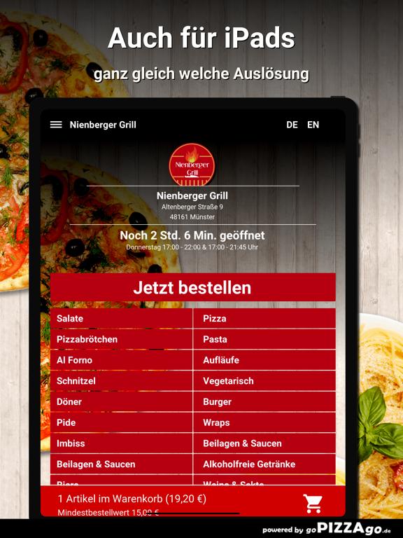 Nienberger Grill Münster screenshot 7