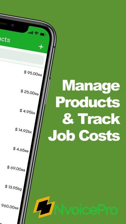 Invoices & Quotes - NVoicePro