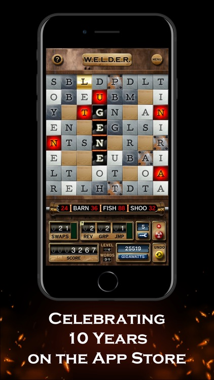 W.E.L.D.E.R. - word game screenshot-9