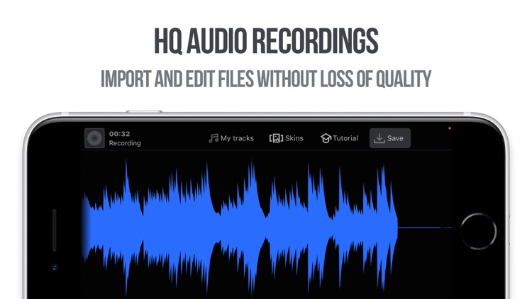 Audio Editor Tool - AI Studio
