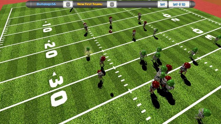 Bobblehead College Football screenshot-7