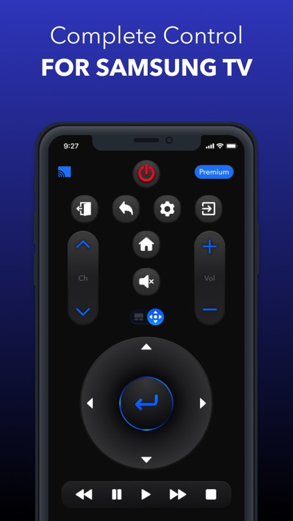 Smart Remote for Smart Things screenshot-0