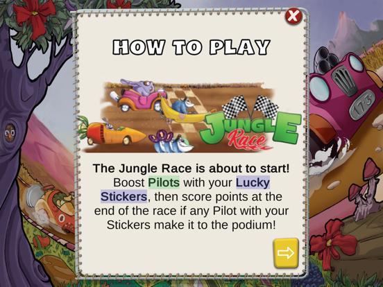 Jungle Race Digital screenshot 10