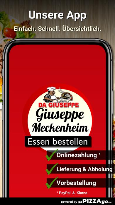 Da Giuseppe Meckenheim screenshot 2