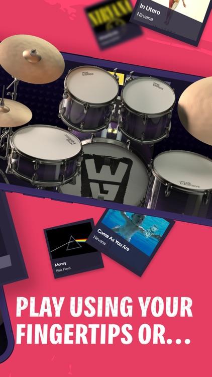Drum is a game : WeGroove screenshot-6