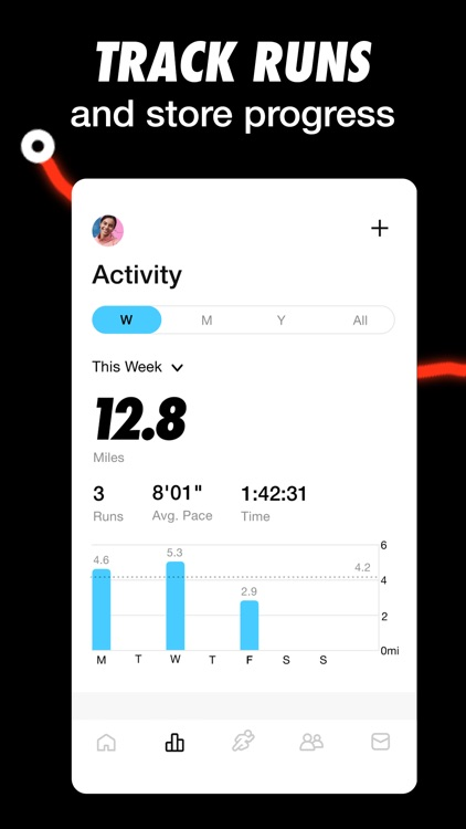 Nike Run Club: Running Coach screenshot-0