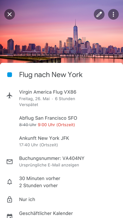Google Kalender: TerminplanerScreenshot von 3