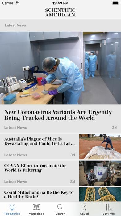 Scientific Americanのおすすめ画像1