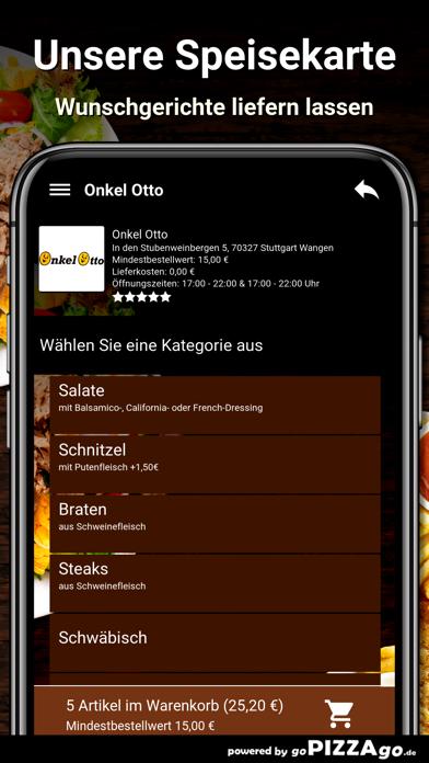 Onkel Otto Stuttgart Wangen screenshot 4