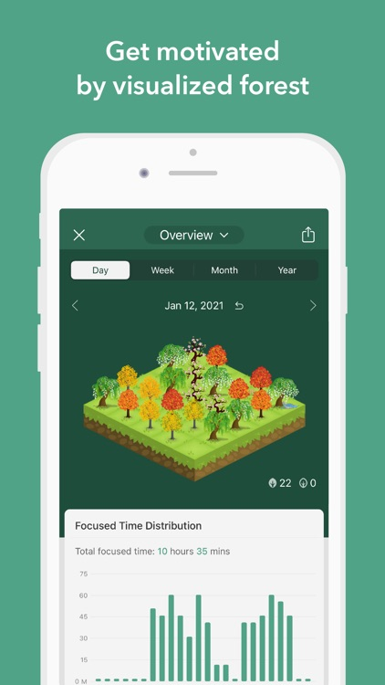 Forest - Your Focus Motivation screenshot-3