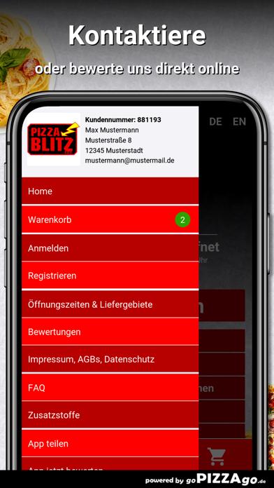 Pizza Blitz City München screenshot 3