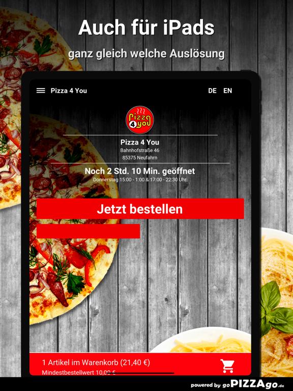 Pizza 4 You Neufahrn screenshot 7