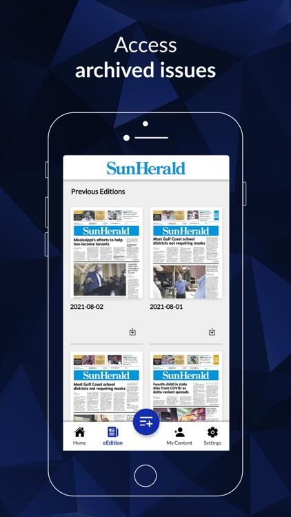 Biloxi Sun Herald News screenshot-4